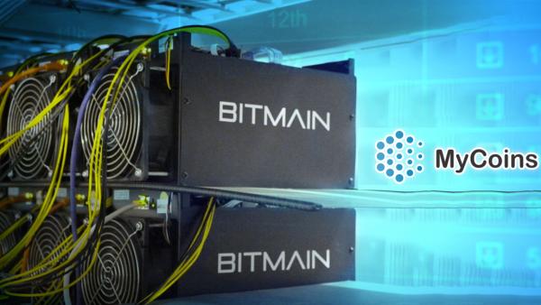 Bitmain-ის ახალი მაინერები – გასული კვირის კრიპტოსავალუტო ბაზრის მიმოხილვა (04/11/2018 – 11/11/2018)