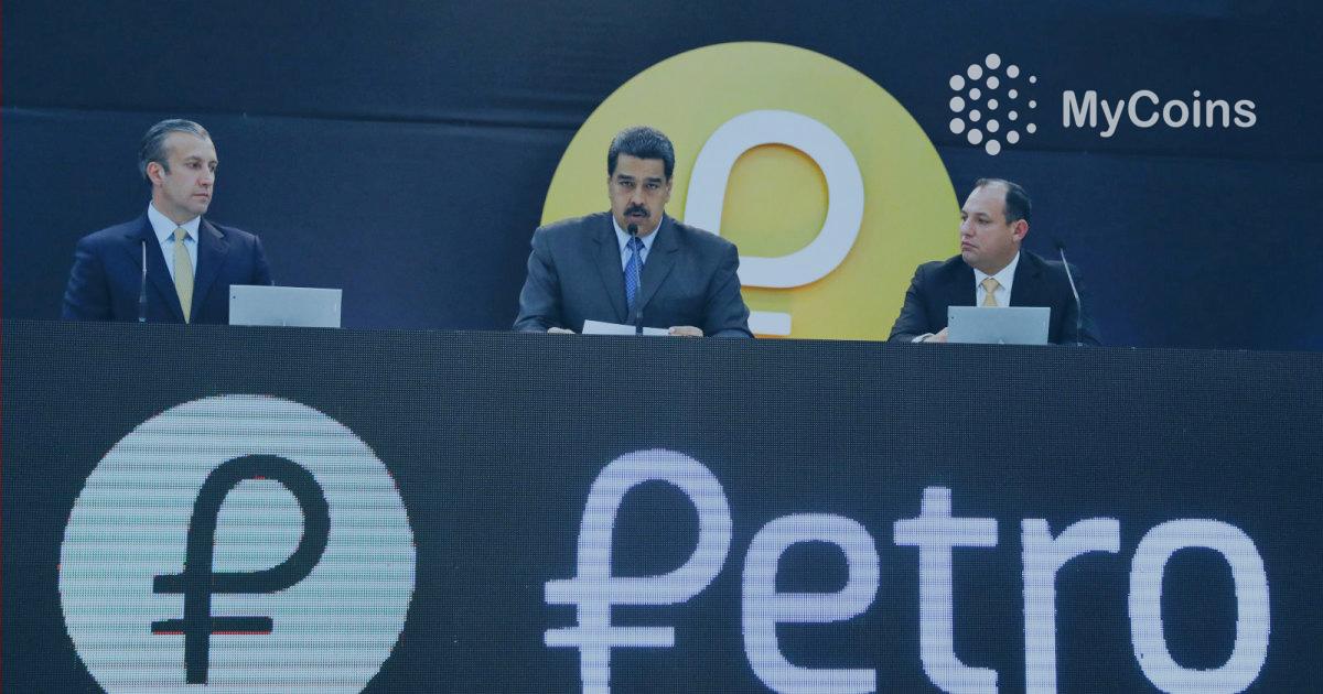 ვენესუელა 2019 წლიდან ნავთობს Petro კრიპტოვალუტაზე გაყიდის