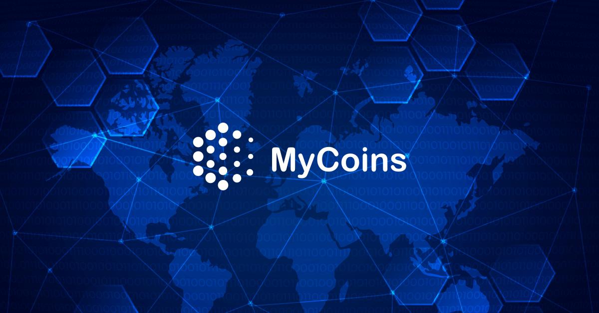 MyCoins-ის ანგარიშების გაერთიანება