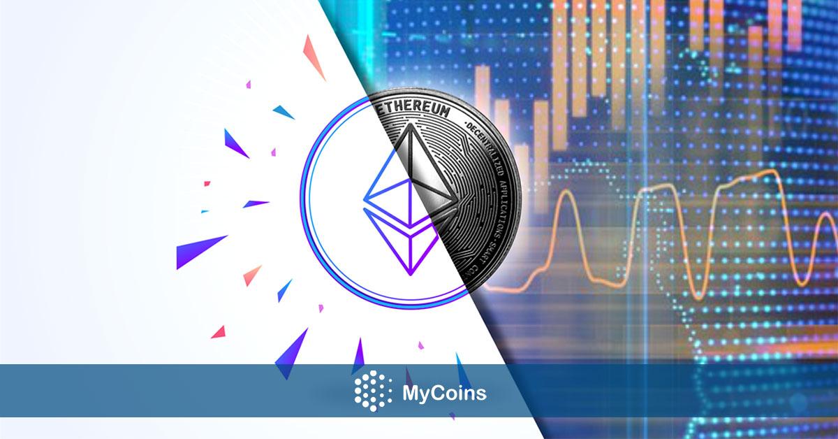 სიახლე, იყიდე ეთერიუმი CoinMarketCap-ის კურსით, მხოლოდ MyCoin-ზე!