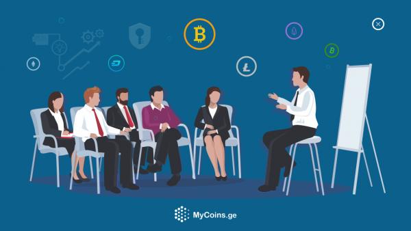 MyCoins განაგრძობს კრიპტოვალუტების მიმართულებით საგანმანათლებლო საქმიანობას