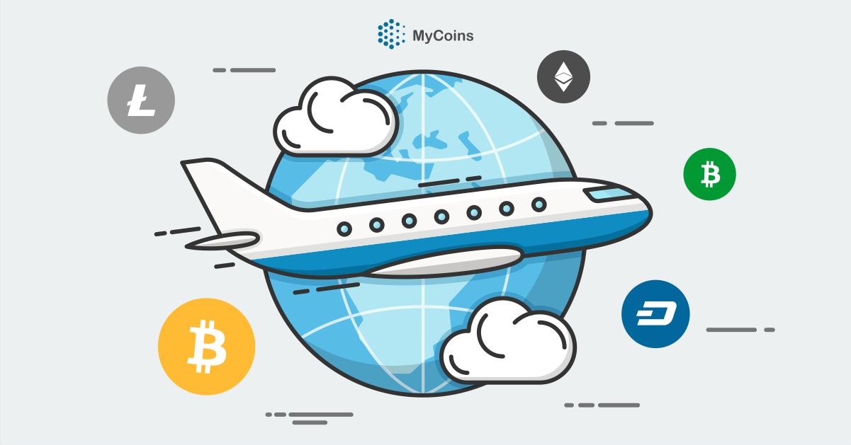 კრიპტო მილიონერები პირადი თვითმფრინავის ყიდვას უკვე ბიტკოინით შეძლებენ