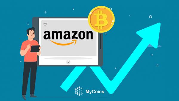 Amazon-ის გეგმებმა ბიტკოინის (BTC) ფასი გაზარდა!